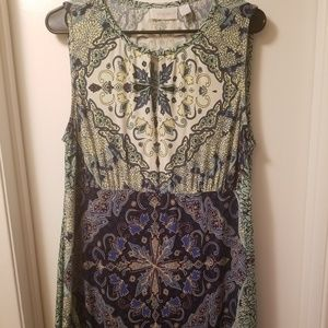 Chicos Size 2 Maxi dress